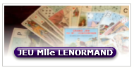 tirage mlle lenormand